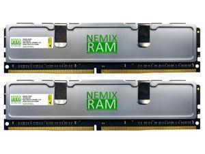 SILVERLINE PC Gaming Memory 16GB Kit 2x8GB DDR4 2933 by NEMIX RAM