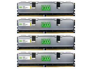 SILVERLINE PC Gaming Memory 128GB Kit 4x32GB DDR4 2933 by NEMIX RAM