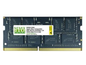 """8GB DDR4-2666MHz PC4-21300 SO-DIMM Memory for Apple 21.5"""" iMac with Retina 4K Display Mid 2020 by NEMIX RAM"""