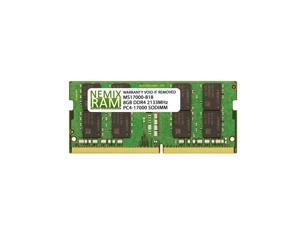 NEMIX RAM 8GB Replacement for Samsung M471A1K43BB1-CPB DDR4-2133 SODIMM 1Rx8