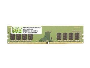 MEM-DR480L-CL02-UN21 8GB Memory Compatible With Supermicro by NEMIX RAM