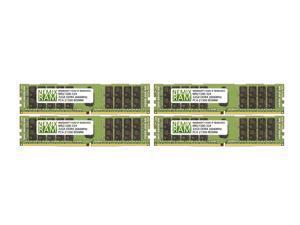 128GB Kit 4x32GB 2666MHz RDIMM 2Rx4 for Dell Servers by Nemix Ram