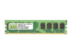 Dell AX17191399/1 A7658521 2GB NEMIX RAM Memory for Precision Workstation Desktops
