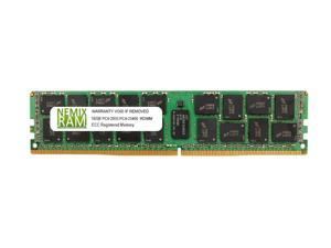NEMIX RAM 16GB DDR4-2933 1Rx4 ECC RDIMM MEMORY for SUPERMICRO Motherboards