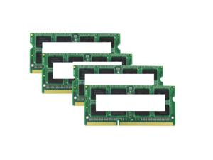 32GB (4X8GB) RAM Memory PC3-12800 204 pin SODIMM DDR3 1600MHz for Apple iMac 3.2GHz Quad-Core i5 (27-inch Mid 2014)