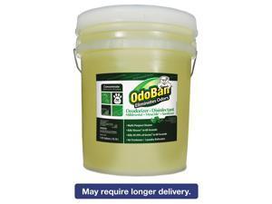 OdoBan Professional Series Deodorizer Disinfectant 5gal Pail Eucalyptus Scent