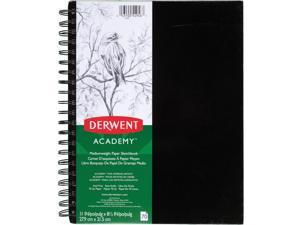 "Mead Sketchbook 70 lb Twin Wire Bound 9-1/2""Wx1-1/10""Dx11""H WE 54956"