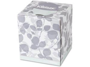 Kimberly-Clark Kleenex Facial Tissue Cube Box 95 Tissues 36BX/CT WE 21272CT