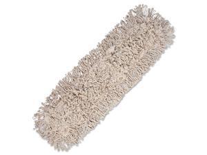 Boardwalk Mop Head Dust Cotton 24 x 3 White 1024