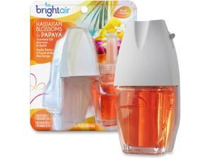 Bright Air Hawaiian Scented Oil Warmer Combo 8PK/CT OE 900254CT