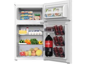 Avanti 3.1 CU. FT. 3.1 CF Two Door Counterhigh Refrigerator - White White RA31B0W