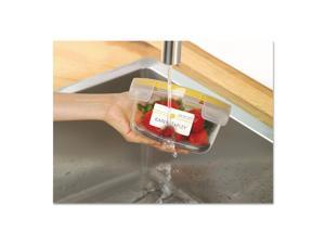 """Avery Dissolvable Labels, Sure Feed, 1-1/4"""" x 2-3/8"""", 90 Labels (4224)"""