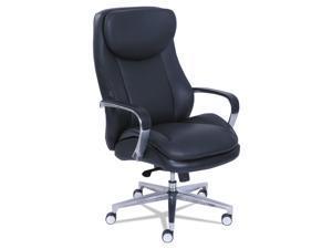 La-Z-Boy Commercial 2000 High-Back Executive Chair Black 48958