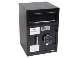 FireKing Depository Security Safe 14 x 15 1/2 x 20 Black SB2014BLEL