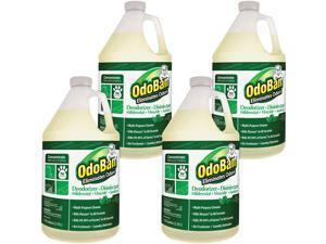 OdoBan Deodorizer Disinfectant Conc 1 Gal Eucalyptus 4/CT GN 911062G4CT