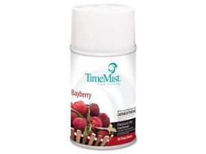 ZEP INC. Metered Fragrance Dispenser Refills, Bayberry, 6.6 oz, 12/Carton