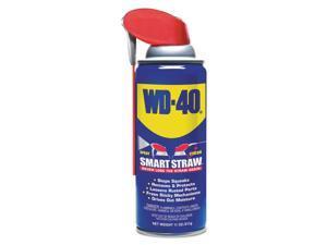 WD-40 Company Smart Straw Spray Lubricant, 11 oz Aerosol Can 490040EA