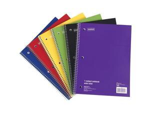 """Staples 1 Subject Notebook 8"""" x 10-1/2"""" 72 pack 11667CT"""