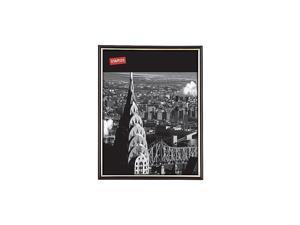 Staples EZ Mount Plastic Picture Frame Black (53128/18393) 810896