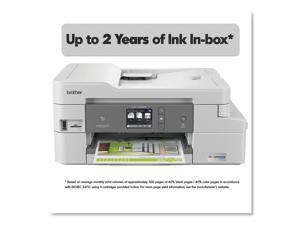 Brother MFC-J995DWXL INKvestment Tank Duplex Color All-in-One Inkjet Printer with  Mobile Printing and Up to 2-Years of Ink In-box