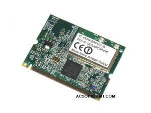 T60H906.00 T60H906.00 ACER MINI PCI WIRELESS BOARD FOXCONN BROADCOM 802.11B/G T60 4000 CARD