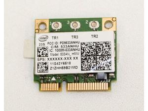 43Y6518 LENOVO WIRELESS LAN IEEE 802.11a IEEE 802.11b CARD IDEAPAD Y550P