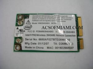 KI.GLN01.005 LAN Board Wireless (802.11abg)mPCI