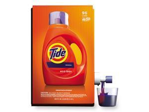 Eco-Box HE Liquid Laundry Detergent Tide Orig Scent 105 oz 89013