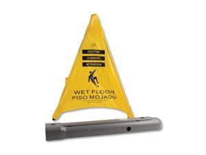 """Pop Up Safety Cone, 3"""" x 2 1/2"""" x 20"""", Yellow 220SC"""
