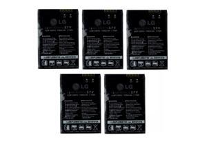 KIT 5x LG Rechargeable 1,000mAh OEM Battery (LGIP-520NV) for Accolade VX5600