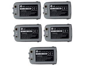 KIT 5x LG LGTL-C1500 Replacement Battery for LG C1500