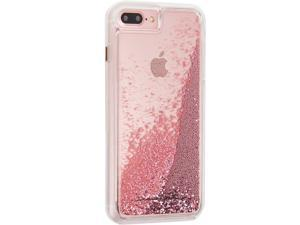 Case-Mate Waterfall Case Cover for Apple iPhone 7 6s 6 Plus - Pink Glitter