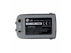 Original OEM LG Replacement Li-Ion Battery LGTL-C1500 (3.7V) for LG C1500