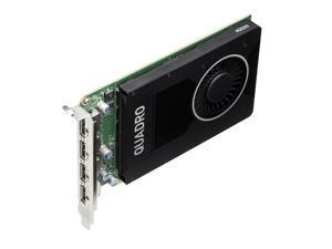 Nvidia Quadro M2000 4GB GDDR5 128-bit PCI Express 3.0 x16 Full Height Video Card