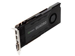 Nvidia Quadro K4000 3GB GDDR5 256-bit PCI Express 2.0 x16 Full Height Video Card
