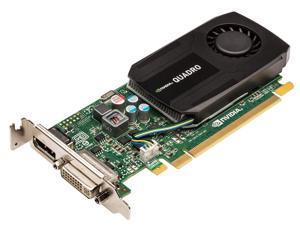 Nvidia Quadro K600 1GB DDR3 128-bit PCI Express 2.0 x16 Low Profile Video Card