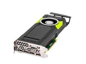 NVIDIA Quadro M5000 8GB GDDR5 256-bit PCI Express 3.0 x16 Full Height Video Card with Rear Bracket