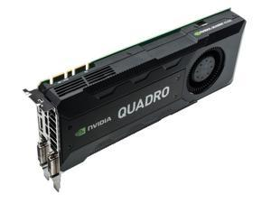 Nvidia Quadro K5200 8GB GDDR5 256-Bit PCI Express 3.0 x16 Full Height Video Card