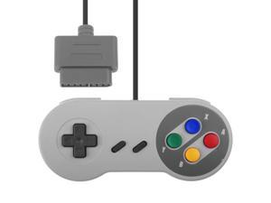 Replacement Controller Pad for Super Nintendo SNES Color ABXY Button