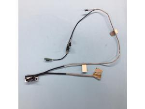 Lcd cable for ASUS K200M K200MA X200 X200MA X200M DDEX8ELC010 14005-01180400