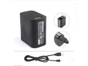 Genuine Lenovo 5.2V 2A US Travel Wall Charger Adapter + Micro USB Cable