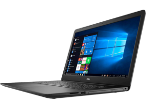 "Dell Inspiron 17 3793 Home and Business Laptop (Intel i7-1065G7 4-Core, 8GB RAM, 2TB HDD, 17.3"" Full HD (1920x1080), Intel Iris Plus, Wifi, Bluetooth, Webcam, 2xUSB 3.1, 1xHDMI, SD Card, Win 10 Home)"