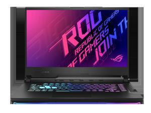 "ASUS ROG Strix G15 G512LU Gaming and Entertainment Laptop (intel i7-10750H 6-Core, 16GB RAM, 512GB m.2 SATA SSD, 15.6"" Full HD (1920x1080), NVIDIA GTX 1660 Ti, Wifi, Bluetooth, 1xUSB 3.2, Win 10 Pro)"