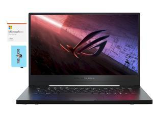 "ASUS ROG Zephyrus G15 GL Gaming and Entertainment Laptop (AMD Ryzen 7 3750H 4-Core, 8GB RAM, 512GB SSD, 15.6"" Full HD (1920x1080), Win 10 Home) with Microsoft 365 Personal , Hub"