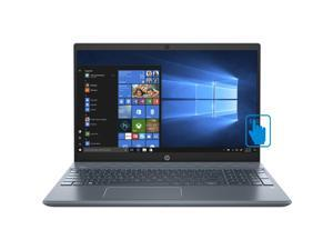 "HP Pavilion - 15-cs3073cl-Plus Home and Business Laptop (Intel i7-1065G7 4-Core, 32GB RAM, 1TB PCIe SSD, 15.6"" Touch  Full HD (1920x1080), NVIDIA MX250, Wifi, Bluetooth, Webcam, Win 10 Home)"