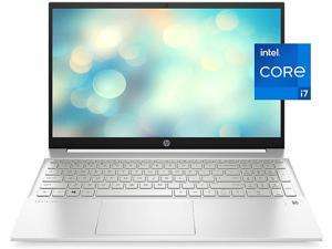 """HP Pavilion 15t-eg Home and Business Laptop (Intel i7-1165G7 4-Core, 8GB RAM, 256GB PCIe SSD, 15.6"""" HD (1366x768), Intel Iris Xe, Wifi, Bluetooth, Webcam, 2xUSB 3.1, 1xHDMI, SD Card, Win 10 Home)"""