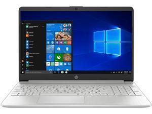 "HP 15-dy HD Home and Business Laptop (Intel i3-1115G4 2-Core, 8GB RAM, 128GB m.2 SATA SSD, 15.6"" Touch  HD (1366x768), Intel UHD, Wifi, Bluetooth, Webcam, 2xUSB 3.0, 1xHDMI, SD Card, Win 10 Pro)"