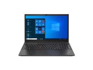 "Lenovo ThinkPad E15 Home & Business Laptop Black (AMD Ryzen 5 5500U 6-Core, 8GB RAM, 256GB SSD, 15.6"" Full HD (1920x1080), AMD Radeon, Wifi, Bluetooth, Webcam, 1xHDMI, Win 10 Pro)"