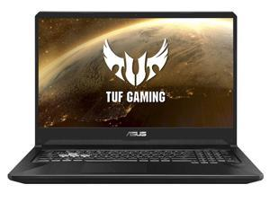 ASUS TUF Gaming TUF705DU-PB74 17.3 inch AMD Ryzen 7-3750H 2.3GHz/ 16GB DDR4/ 512GB SSD/ GTX 1660 Ti/ USB3.1/ Windows 10 Notebook (Gold Steel)