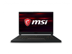 "MSI GS65 Stealth-483 Gaming and Entertainment Laptop (Intel i7-9750H 6-Core, 16GB RAM, 512GB SSD, 15.6"" Full HD (1920x1080), NVIDIA RTX 2060, Wifi, Bluetooth, Webcam, 3xUSB 3.2, 1xHDMI, Win 10 Pro)"